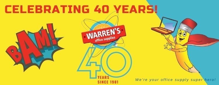Warren's Office Supplies